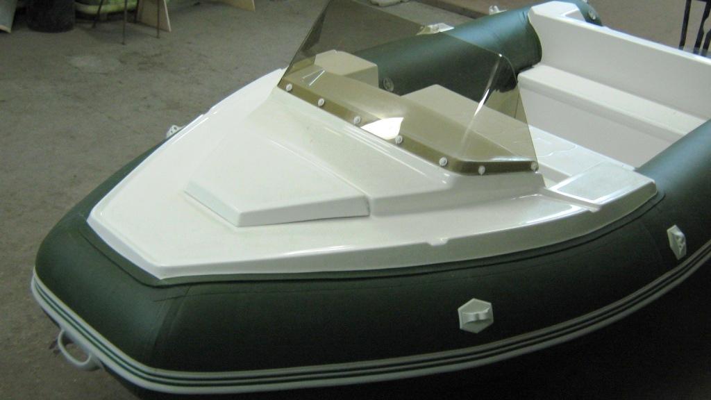 rib лодка skyboat sb-440-rk