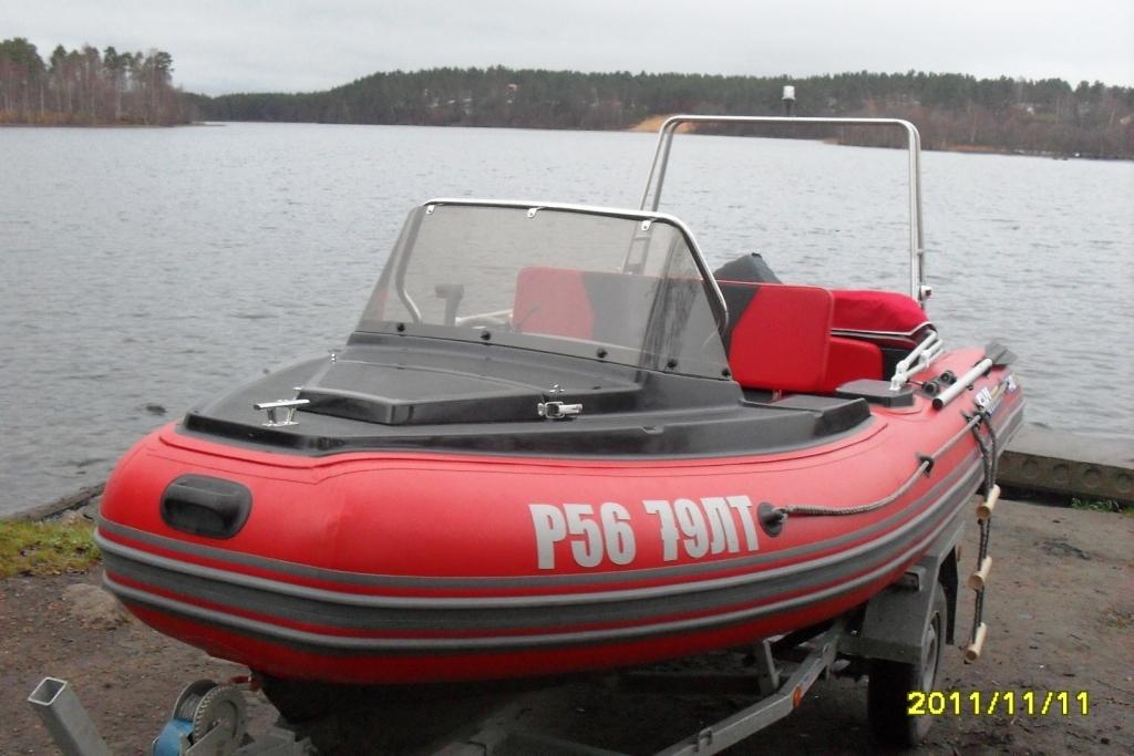 изготовить лодку риб